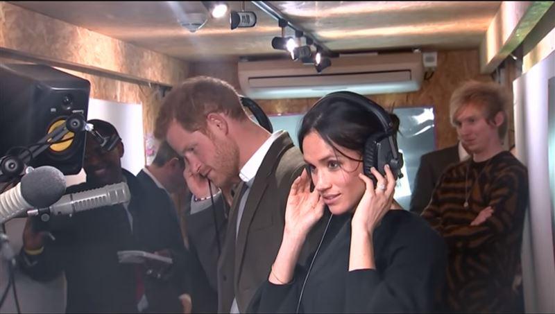 ВИДЕО: Принц Гарри и его невеста Меган Маркл выбрали музыкальное оформление для свадьбы