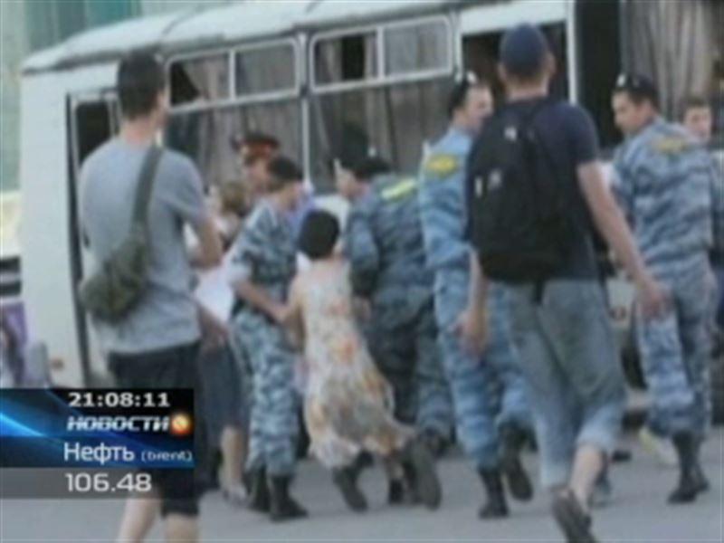 В российских СМИ появилась информация, что некую гражданку РК задержали в Москве