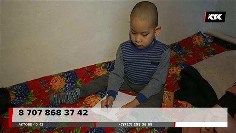 Ребенку, который не ходит с рождения, нужна помощь немецких врачей