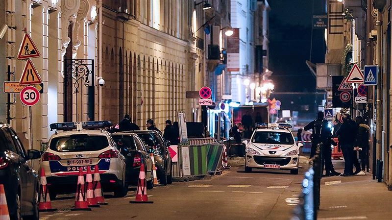 В Париже нашли все похищенные из отеля Ritz драгоценности