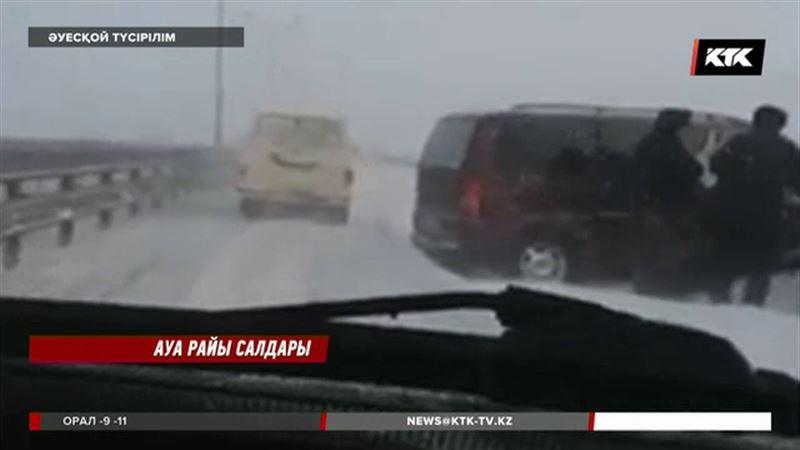 Павлодар облысында боранға байланысты дәрігерлер шала туылған сәбиді құтқара алмады
