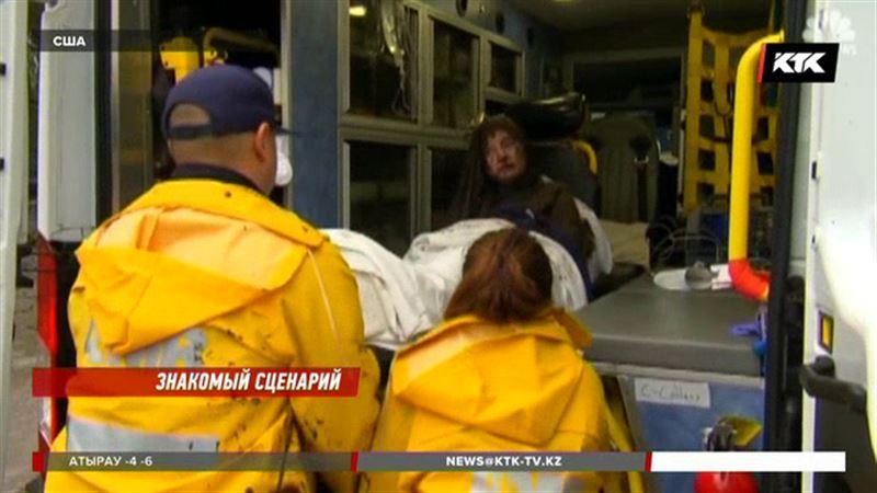 17 человек стали жертвами наводнения в Калифорнии