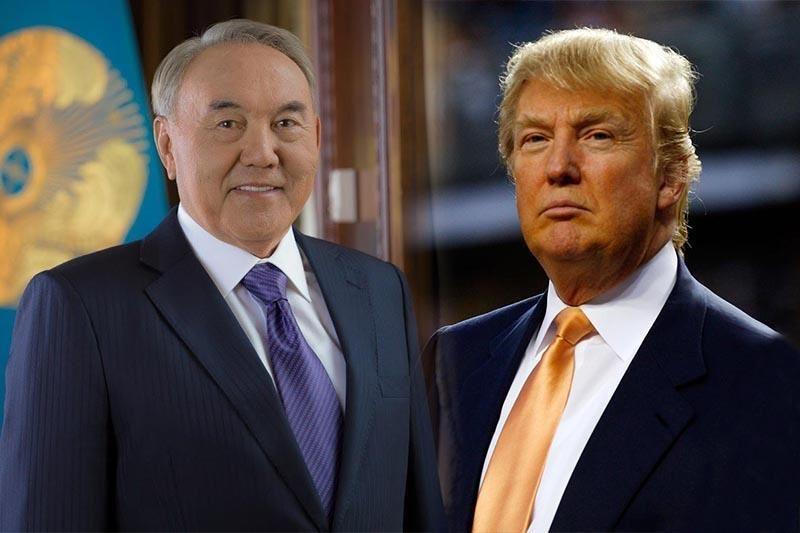 ҚСЗИ Нұрсұлтан Назарбаев пен Дональд Трамптың келіссөздері туралы айтты