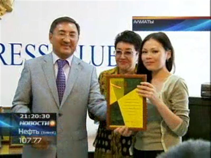 Коллектив КТК получил диплом Союза журналистов Казахстана
