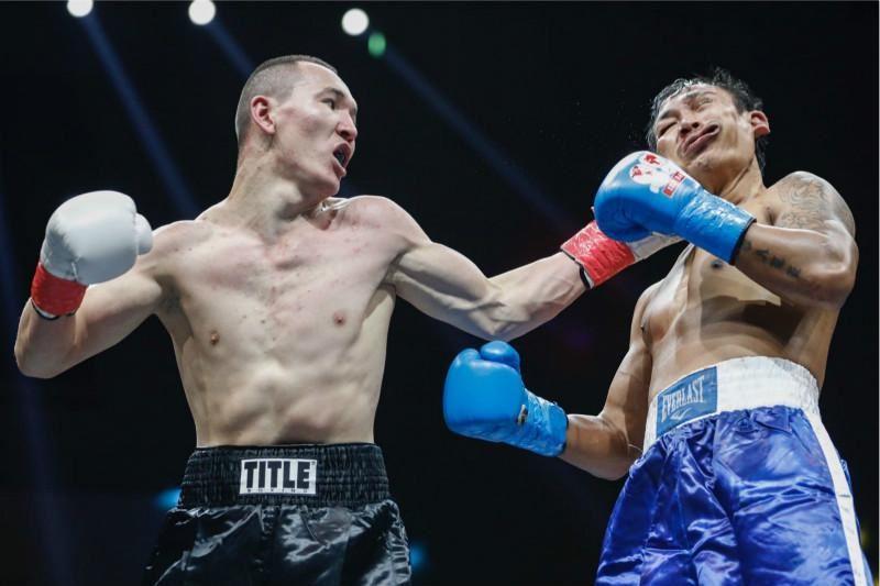 Қытайлық қазақ боксшы IBF турнирінде жеңіске жетті