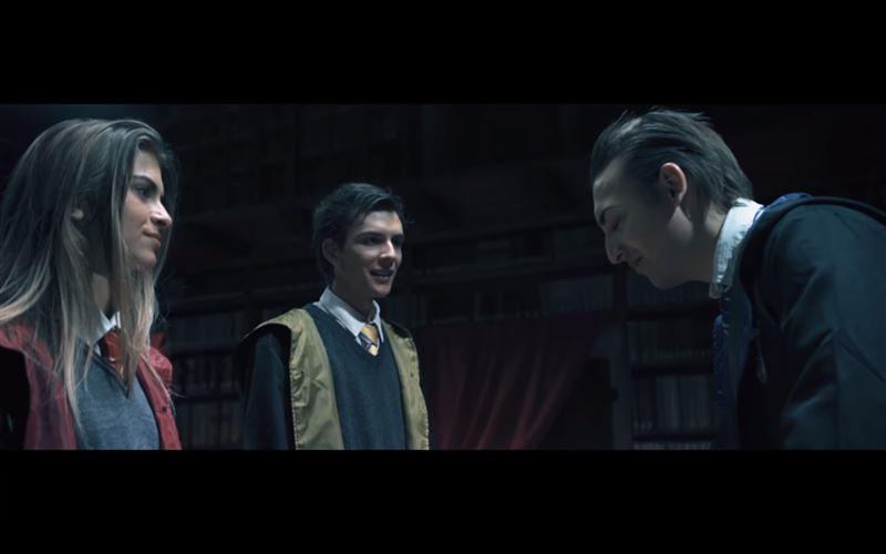 ВИДЕО: Поклонники «Гарри Поттера» сняли фильм о молодости Волан-де-Морта