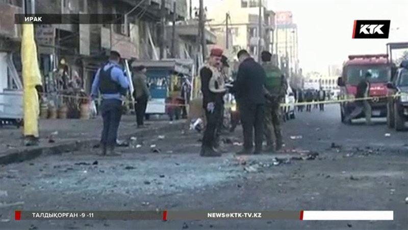Иракта екі бірдей лаңкестік шабуылдан 26 адам қаза тапты