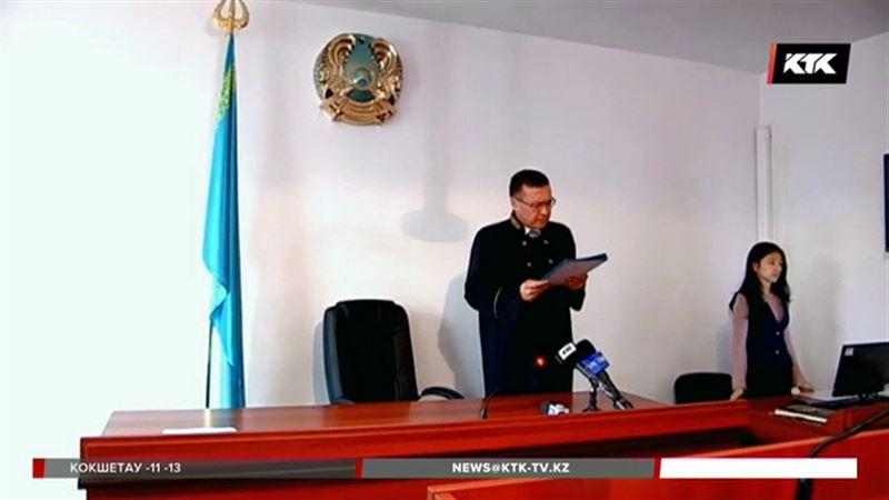 Главный судья Туркестана отправился в тюрьму