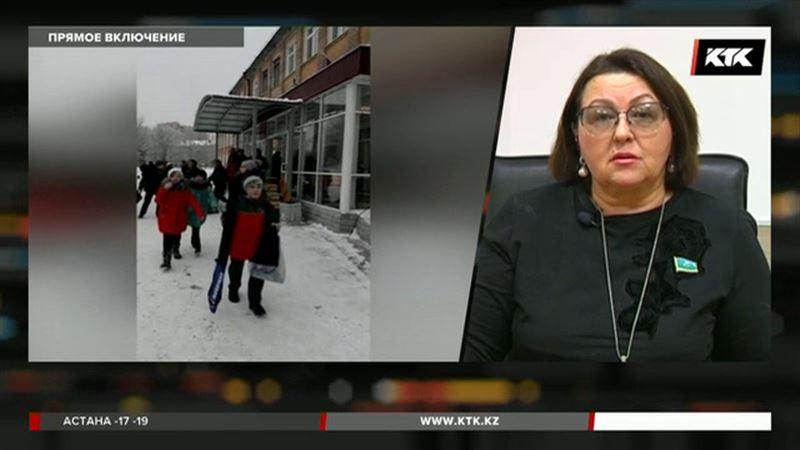 ПРЯМОЙ ЭФИР: о причинах детской жестокости депутат Парламента РК