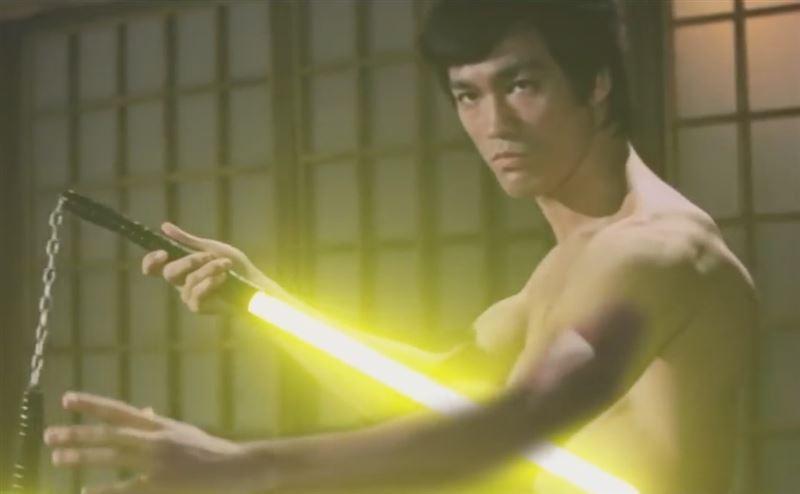 В Сети появилось видео редкого боя Брюса Ли