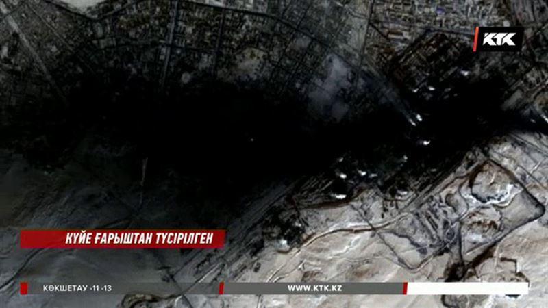 Теміртаудың ғарыштан түсірілген фотосуреттері ғалымдарды таңқалдырды