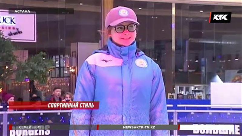 Форму для казахстанских олимпийцев сшили японские производители