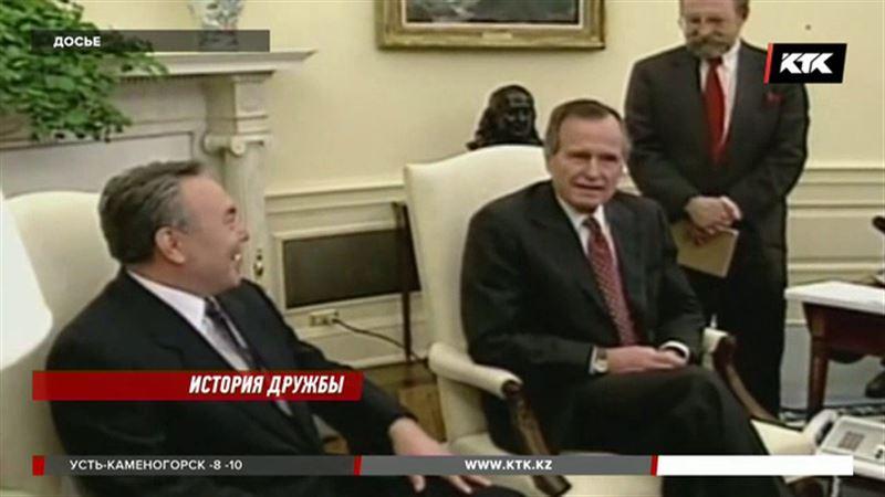 Казахстан и США: история отношений