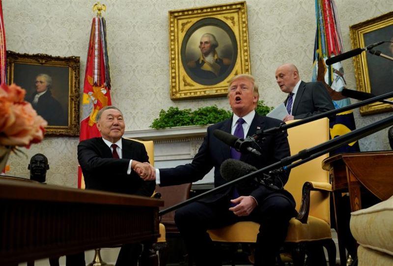 Нас беспокоят «ушедшие на ноль» отношения США и РФ — Назарбаев