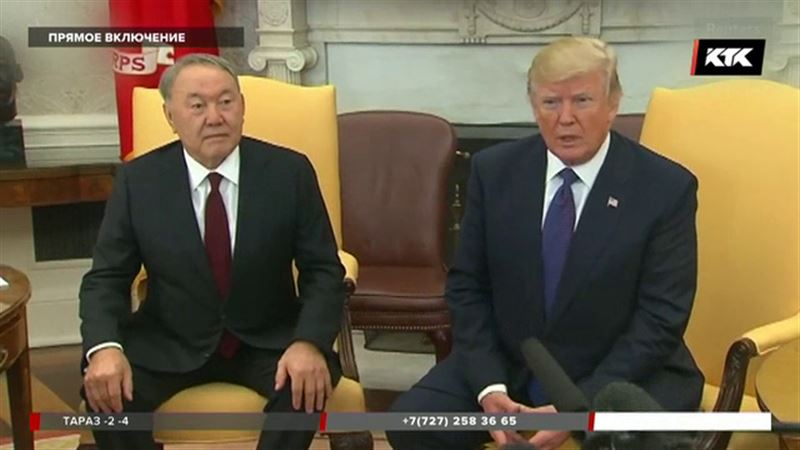 Назарбаев призвал  американцев принять участие в проектах аграрного сектора