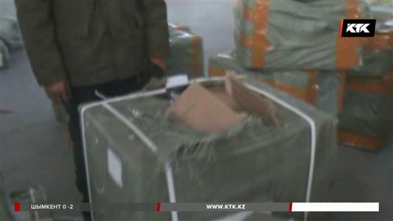 Қазақ-Қытай шекарасында жүз миллион теңгенің контрабандалық тауары тәркіленді