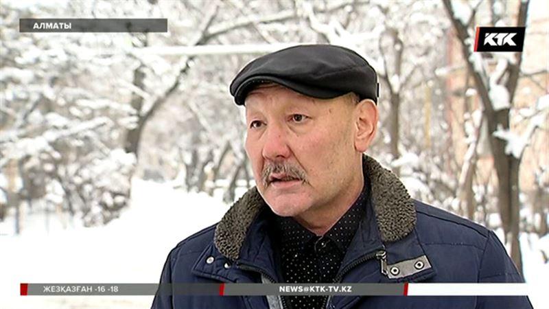 Алматыда парамен ұсталған Әуезов театры директорының ісі сотқа түсті