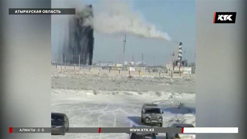По поводу разлива нефти в Атырауской области создана комиссия