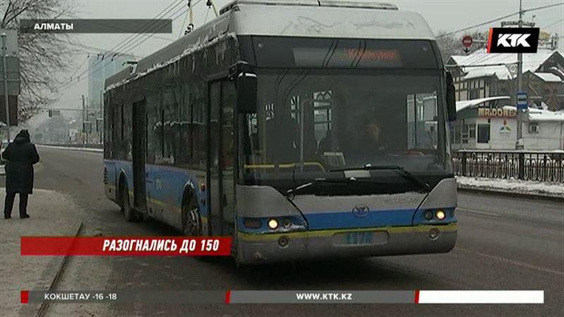 Подорожает ли проезд в Алматы, зависит от расчетов