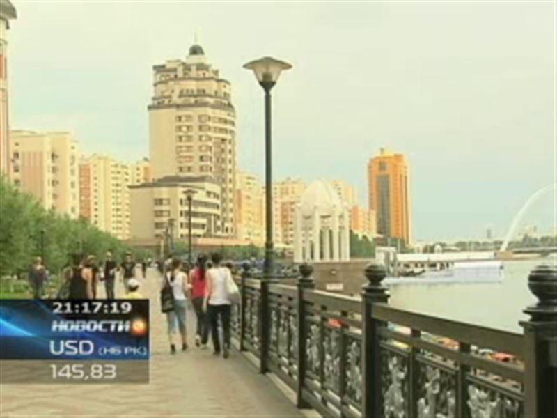 Столица Казахстана готовится отпраздновать свой день рождения