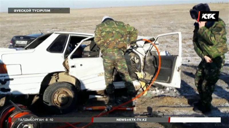 Атырау облысындағы ірі жол апатына қатысты жаңа дерек шықты