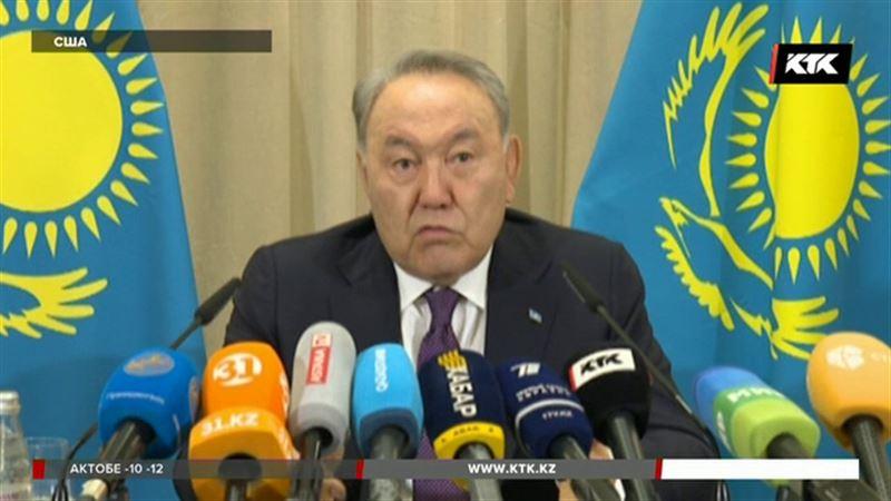 Назарбаев пригласил Трампа поиграть в гольф
