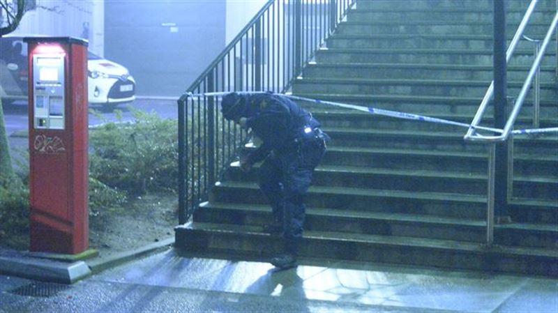 Мощный взрыв прогремел у офисного здания в шведском Мальме
