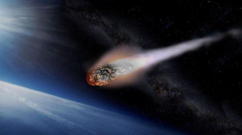 Огромный и опасный астероид подлетает к Земле