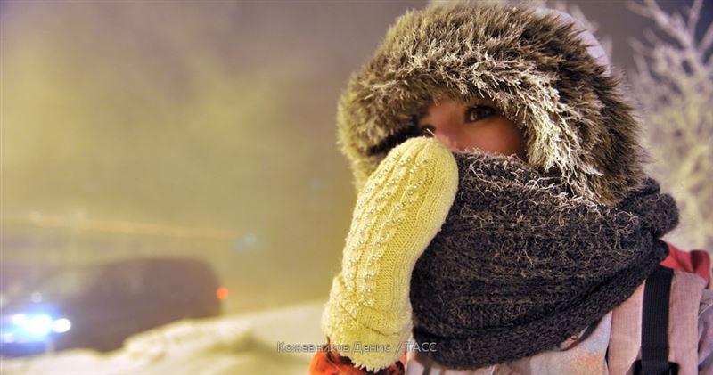 Қазақстанның оңтүстігінде 33 градус аяз болады