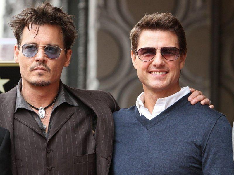 Том Круз и Джонни Депп номинированы на антипремию «Золотая малина»