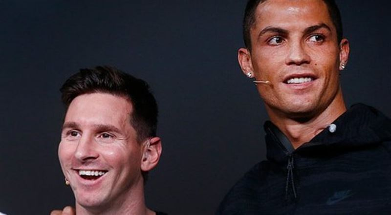 Криштиану Роналду: Месси - нашар футболшы