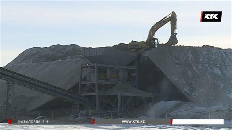 В Казахстане предлагают ужесточить наказание за нелегальную добычу золота