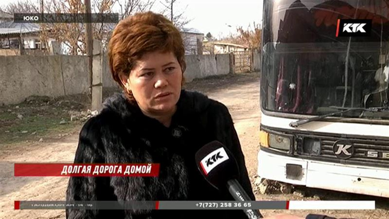Родным не удается встретиться с выжившими в автобусе мужчинами