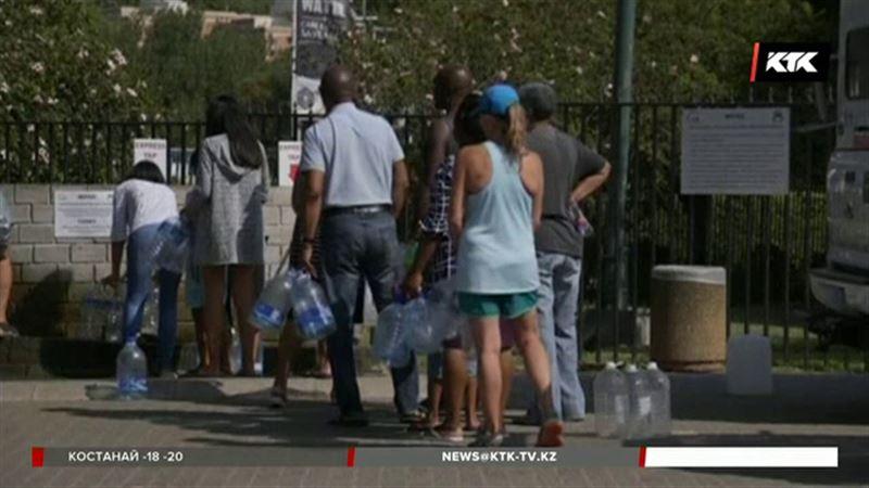 С ужасом ждут 22 апреля в Кейптауне