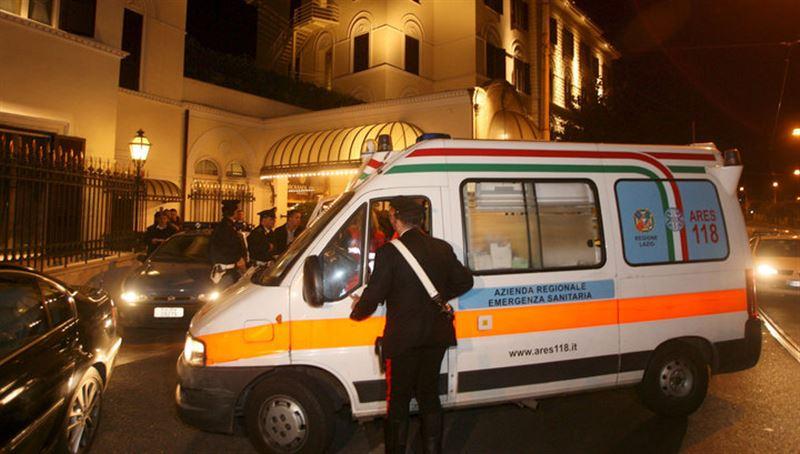 Скончался итальянец, открывший стрельбу со своего балкона по прохожим