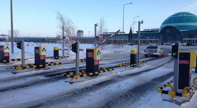 Астанада әуежай мен вокзалдағы автотұрақ аязды күндерде тегін болады