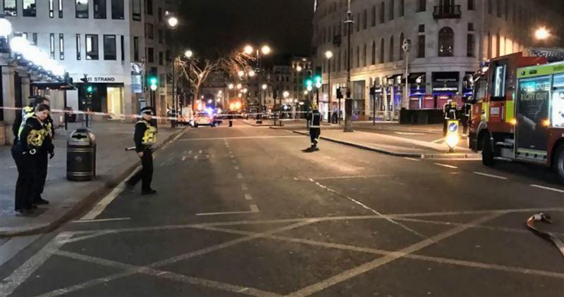 В Лондоне эвакуировали порядка 1 500 человек из-за утечки газа