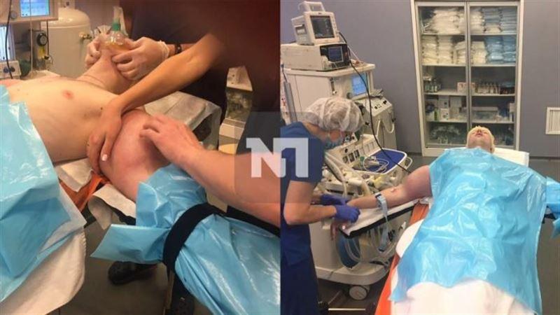 ВИДЕО: Синтоловый качок Кирилл Терешин удалил гигантские «руки-базуки»