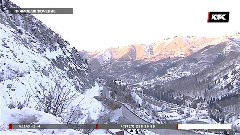 Несмотря на призывы алматинских спасателей, экстремалы уходят в горы