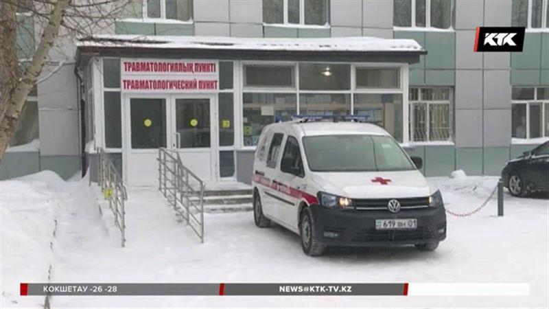 Госпитализированных с обморожением уже десятки