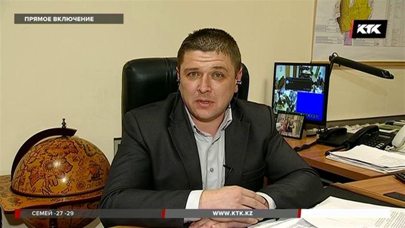 В Алматы объявили «борьбу» с холодными батареями