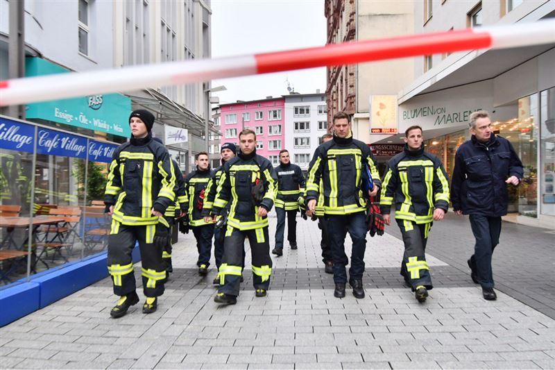 Тысячи человек эвакуированы в Германии из-за 500-килограммовой бомбы