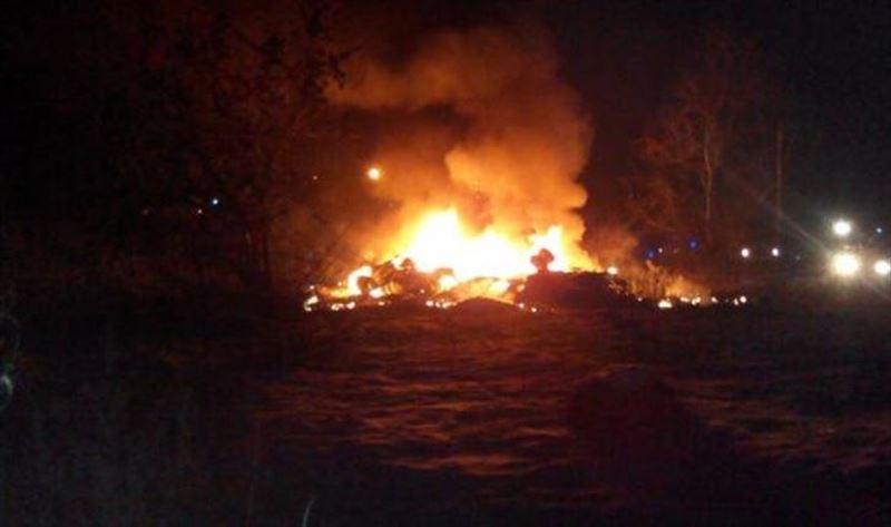 В Полтавской области Украины разбился вертолет, погибли четверо