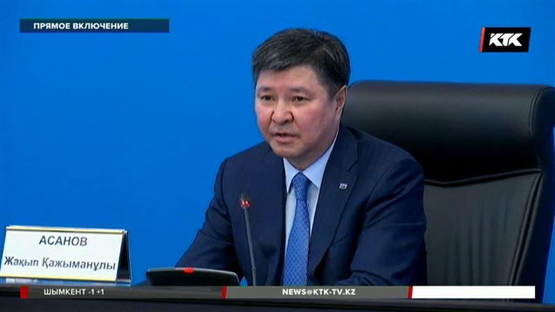 Жакип Асанов заявил о непрофессионализме судейского корпуса