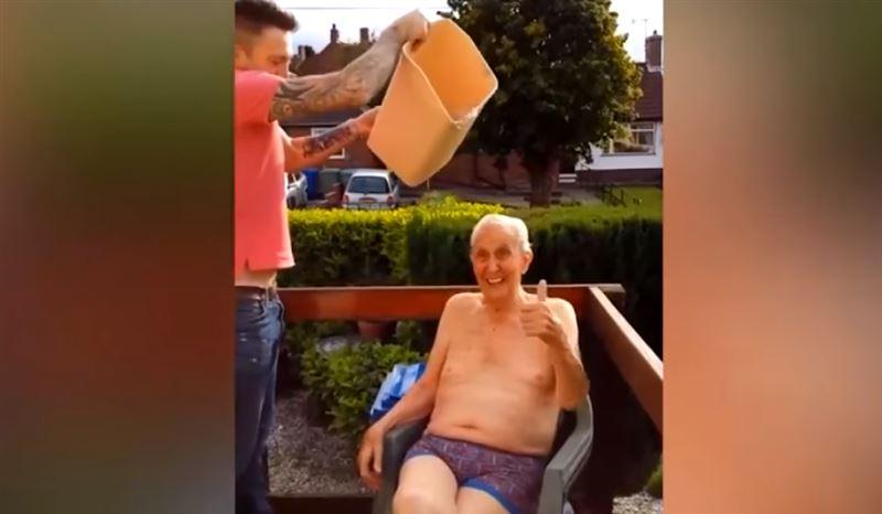 Виски помогает 105-летнему британцу держать себя в форме