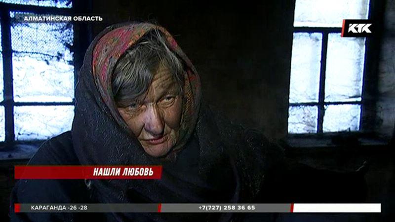 В Алматинской области в сгоревшем доме нашли женщину без памяти