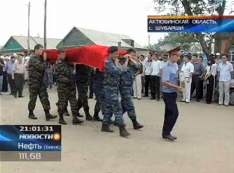 В Актюбинской области разыскивают вооружённую банду. Убит спецназовец