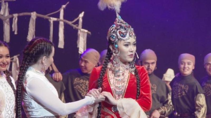Астанада алғаш рет Қыз Жібек мюзиклі сахналанды