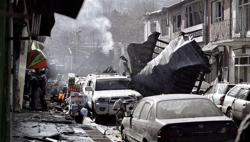 Число жертв теракта в Кабуле возросло до 103 человек, еще 235 – ранены