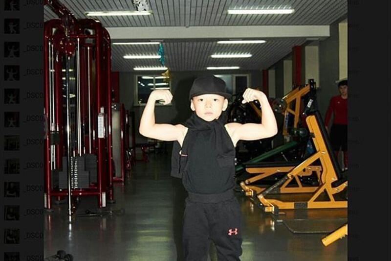 ФОТО: Ақтөбелік 8 жасында Қазақстанның рекордтар кітабына енді